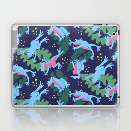 Frogs Frogs Frogs Laptop & iPad Skin