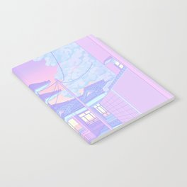 Pastel Memories Notebook