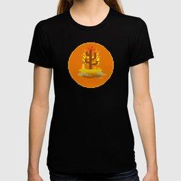 Fall Buddha T-shirt