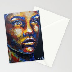 Speechless by carographic Stationery Cards