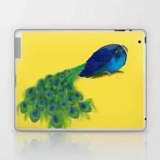 The Beauty That Sleeps - Peacock Painting Laptop & iPad Skin
