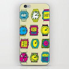3:07 iPhone Skin