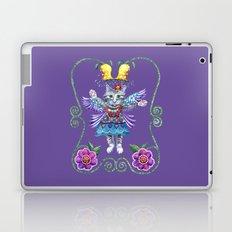 Angel Kitty (Purple) Laptop & iPad Skin