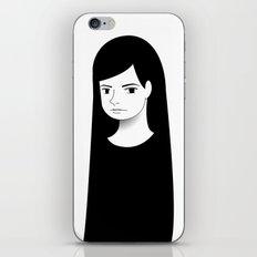 normal girl  iPhone & iPod Skin