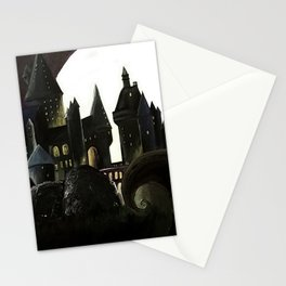 Nightmare Before Hogwarts Stationery Cards