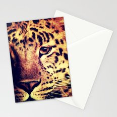 Eye of Leopard - for iphone Stationery Cards