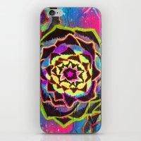 Organic Mandala iPhone & iPod Skin