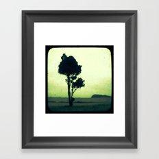 Sometime Ago Framed Art Print
