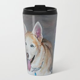 Wendy's Pups Travel Mug