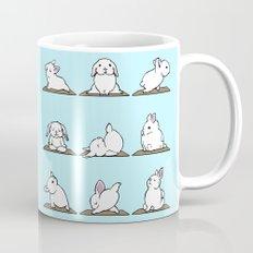 Bunnies Yoga Mug
