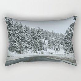 Tahoe Drive Rectangular Pillow