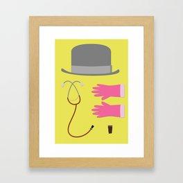 Egon Olsen Framed Art Print
