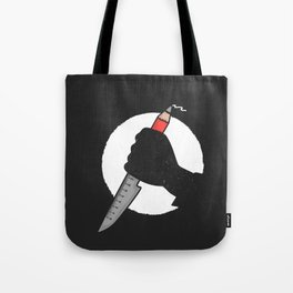 Creative Psycho Tote Bag