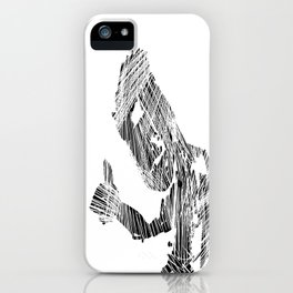HitchHiker iPhone Case