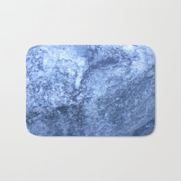 Travertine Rock Formation Bath Mat