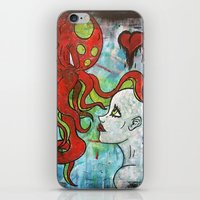 cthulu iPhone & iPod Skins featuring Call of Cthulu by Doom