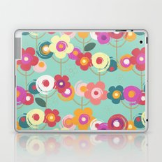 Colourful garden Laptop & iPad Skin