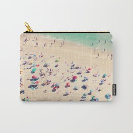 beach summer in love Carry-All Pouch
