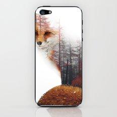 Misty Fox iPhone & iPod Skin