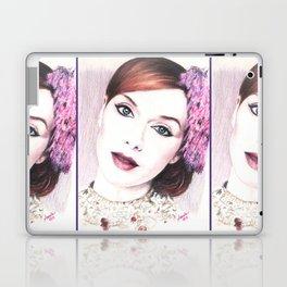 christina hendricks, beautiful vision... Laptop & iPad Skin