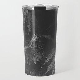 Colorless Fern Travel Mug