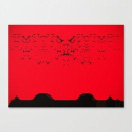 High Noon on Arrakis Canvas Print