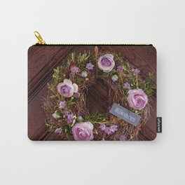Welcome / Willkommen Carry-All Pouch