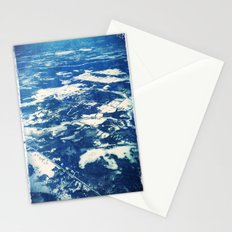 Ottawa Winter from The Air Stationery Cards