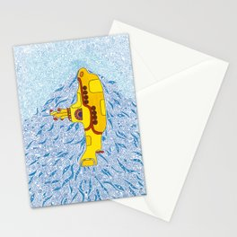 My Yellow Submarine Stationery Cards