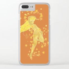 Venus Star Power! Clear iPhone Case