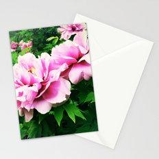 peony2 Stationery Cards