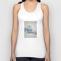 outdoor Tank Tops featuring Outdoor Theater by Artist pIL