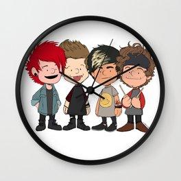 Schulz 5Sauce Wall Clock