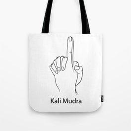 Kali Mudra Yoga Gift Tote Bag