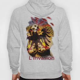 L'invasion Madonna Hoody