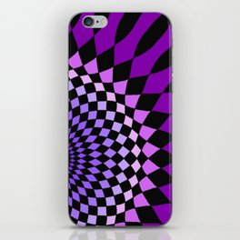 Wonderland Floor #6 iPhone Skin