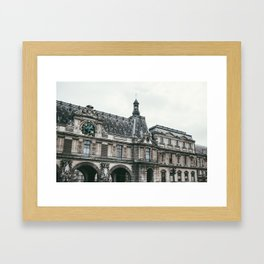 Paris Life Framed Art Print