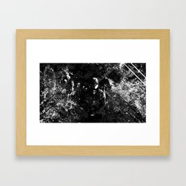 Withers - Existence and Extinction 1/3 Framed Art Print