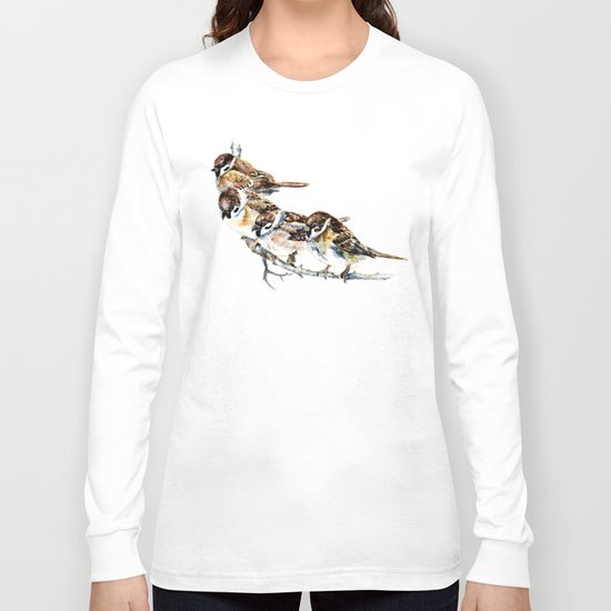 Sparrows Long Sleeve T-shirt