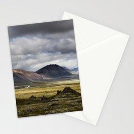 Schnæfellsnes, Iceland Stationery Cards