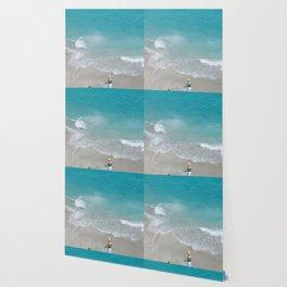 Morning on Clifton Beach Wallpaper