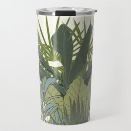 Just Botanicals - Tropical Plants Assemble Travel Mug