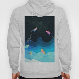 Come to reach the stars Hoody