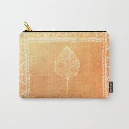 Tree Lace Carry-All Pouch