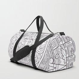 Sun Stone Duffle Bag