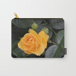 "A Rose Named ""Julia Child"" Carry-All Pouch"