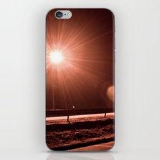 Night Crawling iPhone & iPod Skin