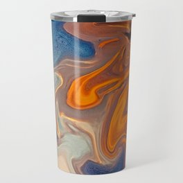 SKY ON FIRE Travel Mug