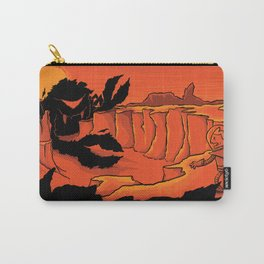 The Beast of Shadow Valley Carry-All Pouch