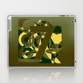 Ketu No.7 Laptop & iPad Skin